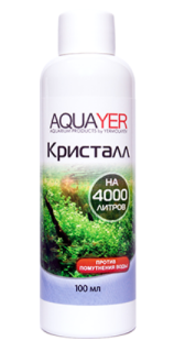 AQUAYER Кристалл, 100мл