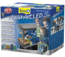Аквариум Tetra AquaArt LED Goldfish 20л 39,5х28х33см