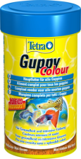 Корм для рыб Tetra Guppy Colour 250мл
