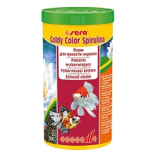 Корм для рыб GOLDY Color Spirulina 250 мл (95 г)