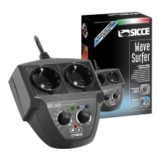 Сичче Генератор волн Wave Surfer в два слота подходит для помп Voyager и Syncra до 100 W (51613)