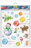 Стикер Tetra DecoArt StickerSet Winter